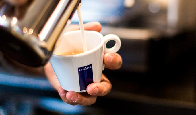 Training for Lavazza Coffee