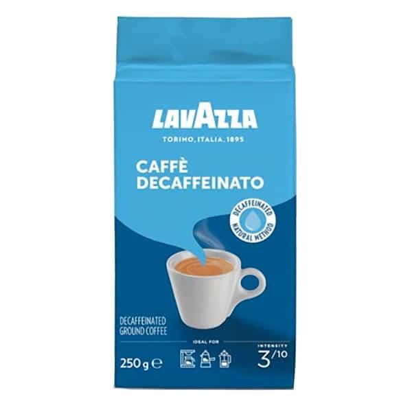 Lavazza Ground and Instant - Caffe Decaffeinato
